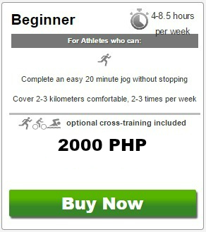 Trainingsplan 10 km